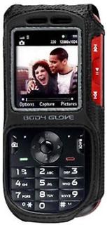 Body Glove - bälte klipp fallet för Motorola Ve440 - svart