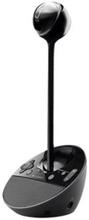Logitech BCC950 ConferenceCam - Webbkamera - PLZ - färg - 1920 x 1080 - ljud - USB 2.0 - H.264