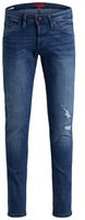 JACK & JONES Glenn Fox Am 795 50sps Sts Slim Fit-jeans Man Blå