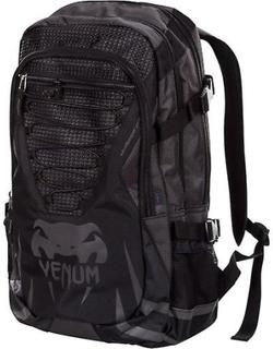 Venum Challenger Pro Gym väska ryggsäck - svart-svart