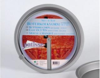 Patisse Pajform med kniv, 23 cm