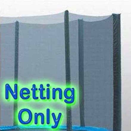 12 ft udskiftning Netting til trampolin kabinet