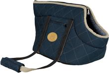 TRIXIE Transporttaske til kæledyr Victoria 26x29x50 cm blå 36231