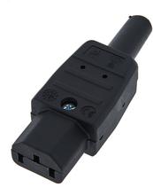 Adam Hall 8101/P IECC Power Plug female