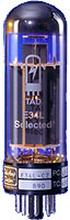 TAD RT152 Tubes EL34L Cz Duett