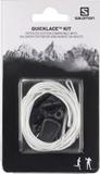 Salomon Quicklace Kit vit/svart 2017 Tillbehör för