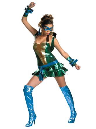 Disguise Leonardo Leo TMNT sexede Teenage Mutant Ninja Turtles supe... - Fruugo