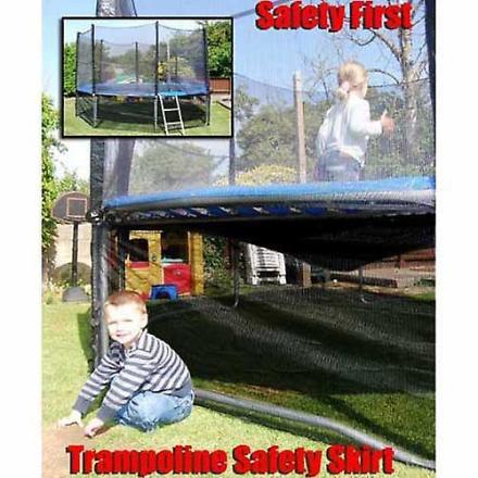 Trampolin sikkerhed nederdel til 14 ft trampolin