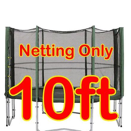 10ft udskiftning Netting til trampolin kabinet