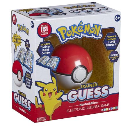 Pokemon træner gætte spil - Fruugo