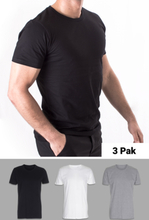 Bland Selv (3 stk. Muscle T-shirt)