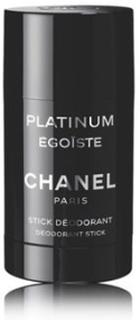 CHANEL PLATINUM ÉGOÏSTE DEODORANT STICK 75 ml, Menn, Deodorant, Deodorant Stift, Stang, Universell, 60 g