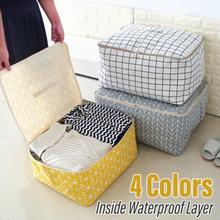Organizer Durable Storabe Tasche Quilt Blnket Socke Lagerung Portable Folding Travel Gepäck Organizer