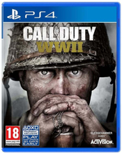 Call of Duty: WWII - Sony PlayStation 4 - FPS