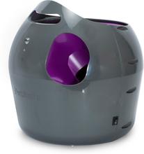 PetSafe Automatisk bollkastare 9 m grå och lila PTY00-14665