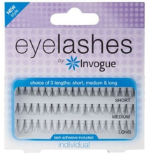 Invogue Individual False Lashes Combo 1 st