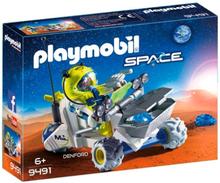 Playmobil Space Mars Trike - 9491