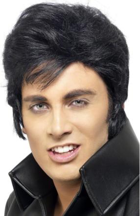 Peruk Elvis Presley man One-size
