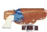 Pistol och bälte av plast One-size