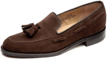 Loake Lincoln Dark Brown Choco Suede