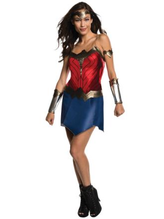 Wonder Woman DC Batman V Superman superhelte licens kvinder kostume - Fruugo