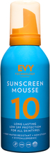 EVY Sunscreen Mousse 10 Low Protection SPF, 150ml EVY Technology Solskydd