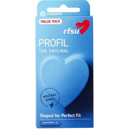 Profil The Original RFSU Kondomit