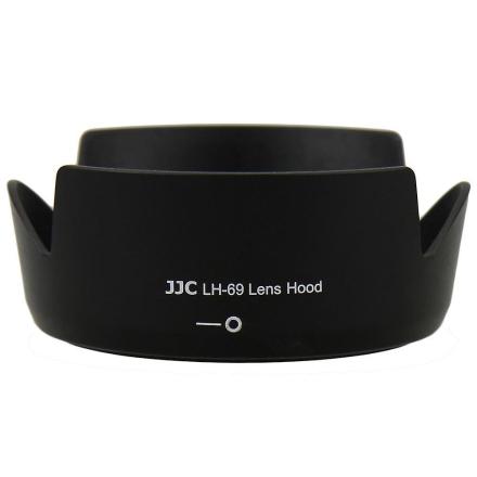 JJC erstatning Nikon HB-69 solblender for Nikon AF-S DX NIKKOR 18-5...