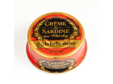 Viskillä maustettu sardiinitahna, 60 g