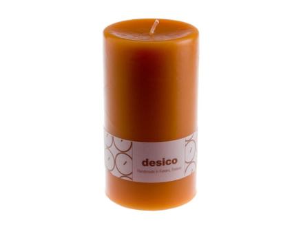 Desico Pöytäkynttilä, 14 cm hunajankeltainen 3 kpl