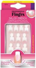 Fing'rs Salon French False Nails 24 kpl
