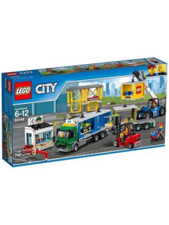 City 60169 Fragtterminal - Proshop
