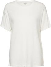 Mikki T-shirt Top Hvid MbyM