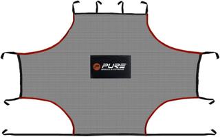 Pure2Improve Innendørs treningsnett 275x185 cm PE