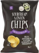 Chips Sourcream & Onion