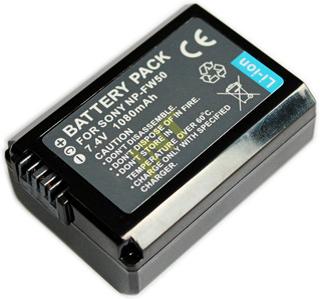 Ersättningsbatteri NP-FW50