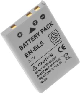 Ersättningsbatteri EN-EL5
