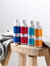 Specialtvättmedel för silke från Peter Hahn mångfärgad