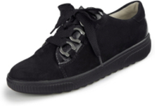 "Sneakers ""H-Steffi"" från Waldläufer svart"