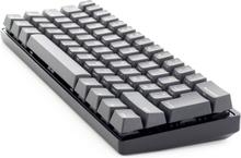 POK3R PBT Mechanical Keyboard Grey [MX Black]