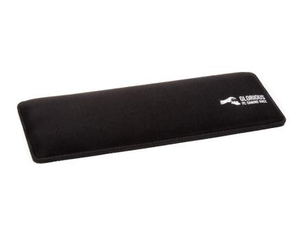PC Gaming Race Keyboard Wrist Rest Slim - Compact, Black