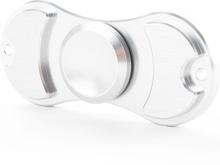 Fidget Spinner Aluminium - Silver