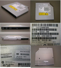 Slim - DVD-RW (Brænder) -