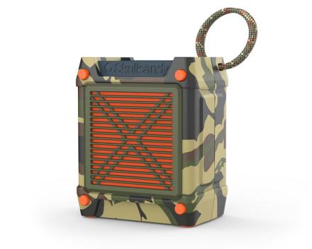 Speaker Shrapnel Camo Wireless Mic