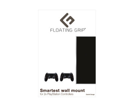 PlayStation Controller Wall Mount grips