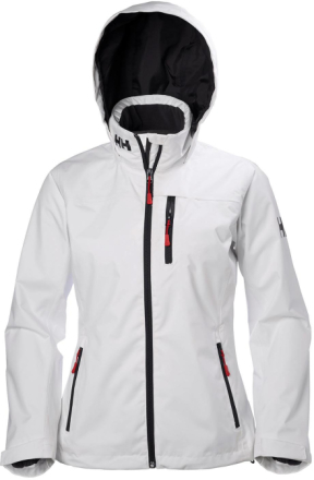 Crew Midlayer Women's Hooded Valkoinen M