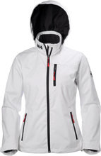 Crew Midlayer Women's Hooded Valkoinen XL