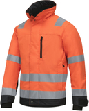 Snickers 1130 AllroundWork Varseljacka orange Strl