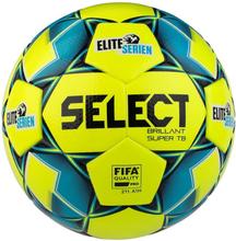 Select Fotboll Brillant Super TB V20 Eliteserien - Gul/Blå