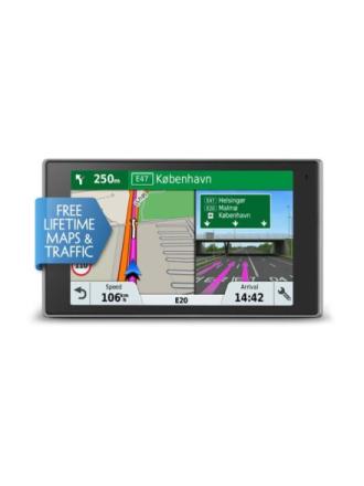 DriveSmart™ 51 LMT-S Hele Europa